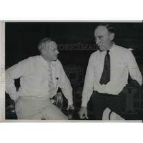 1936 Press Photo Leslie Jensen Republican Candidate For South Carolina Governor