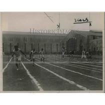 1922 Press Photo Field day at the San Quintin Penitentiary - neb96004