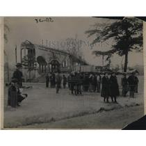 1922 Press Photo Dolomite Coal Mine