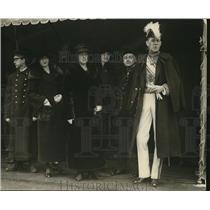 1925 Press Photo Dr ACD De Graff, Netherland Minister & family at White House
