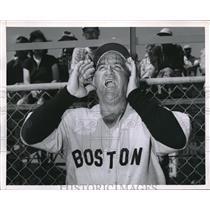 1953 Press Photo Boston Red Sox Manager Steve O'Neill - nes10063