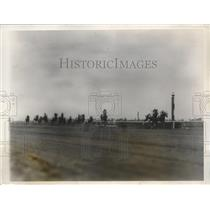 1928 Press Photo High Strung Wins Belmont Futurity Stakes, New York - nes10026