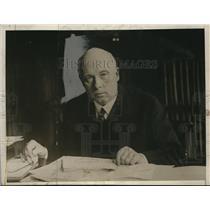1930 Press Photo Professor Moldenhauer Finance Minister German Republic