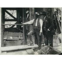 1930 Press Photo 12 men died in mine explosion