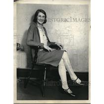 1930 Press Photo Fake divorce gives Miss Texas two mates. Myrtle Marston, Texas