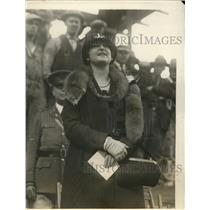 1924 Press Photo Mrs George Ford National Board Of Director Young Womens