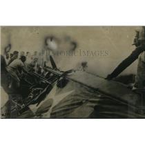 1900 Press Photo Wreckage - nec46649