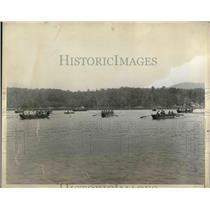 1929 Press Photo West Point, NY Military Academy, crew races - nem04380
