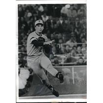1971 Press Photo Richie Hebner, infielder of the Pittsburg Pirates - nes10785