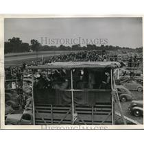 1940 Press Photo 26th Annual indianpolis, Ind. 500-Mile Speedway Classic