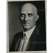 1911 Press Photo Reverend John Sommer Latte Pastor OF First Reformed Church