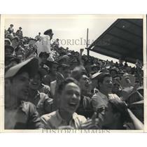 1946 Press Photo Mexico City baseball - nes12138
