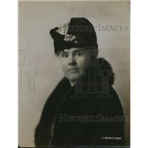 1920 Press Photo Mrs. M. Fosseen Chariman of Republican Womens State Committee