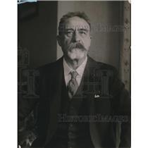 1921 Press Photo Italian Senate Ambassador Rolandi Ricci - nex10425