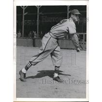 1943 Press Photo George Munger Cardinals pitcher - nes17522