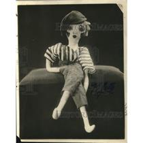 1924 Press Photo The Campaign Kid at Democratic National Convention