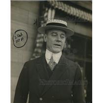 1919 Press Photo Ex Senator Albert J Beveridge - nex10992