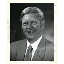 1984 Press Photo R. Lynn Bondurant NASA Engineer - cva05292