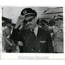 1968 Media Photo Capt Oded Abaranel pilot of Israeli Airliner hijacked and