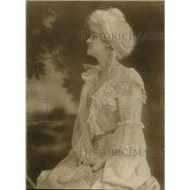 1923 Press Photo Miss Leah A. Miller - nex12261