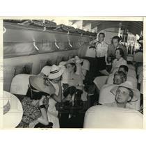 1939 Press Photo Miami Fla Eastern Airlines, Geraldine Knox styles