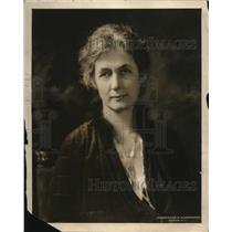 1938 Press Photo Mrs. Robert E Spear President of Local YWCA