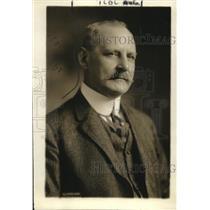 1919 Press Photo Hugh C. Wallace, Ambassador from U.S. to France