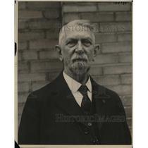 1922 Press Photo Edward Chafin Last Of Civil War Regiment Fulfills Prophecy