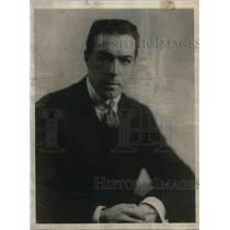 1925 Press Photo William Traversham - orp14550