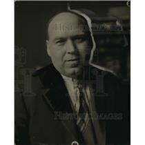 1919 Press Photo Dave Jackson, Birth Registrar at Health Dept.
