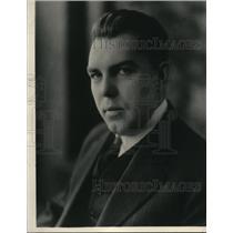1927 Press Photo Harold Van Duzee on Roxy & His Gang over NBC
