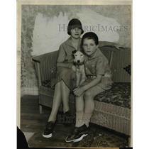 1926 Press Photo Florence Leeds, James A. Stillman Mistress & Son Jay, Florida