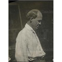 1918 Press Photo Edmund Vance Cooke poet