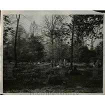 1926 Press Photo People Enjoy Springtime Kew Gardens London, England