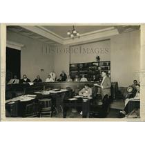 1919 Press Photo Glenn Plumb, counsel for the four railroad brotherhoods