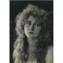 1917 Press Photo Virginia Chester, Wife of Robert O'Neill