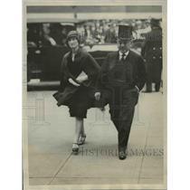 1929 Press Photo Katsuti Debuchi Japanese Ambassador To United States
