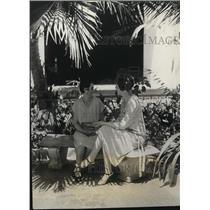 1926 Press Photo Ms. Doris Stevens, Chairman of the Inter American Commission