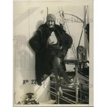 1928 Press Photo Miss Hutchinson Jobling, cinema star - nex39515