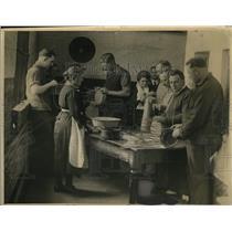 1924 Press Photo Merriamo County Jail New Hampshire Prisoners