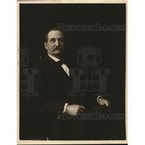 1924 Press Photo Geo W. Saunders - nex45439