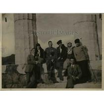 1920 Press Photo Greek King and his parliament in controversy over his marriage