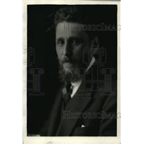 1921 Press Photo Carlo Schanzer, Italian delegation to the conference limit