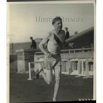 1928 Press Photo Dave Abbott