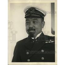 1931 Press Photo Captain Shunji Ito, newly crowned golf champion