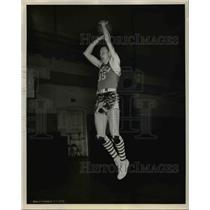 1954 Press Photo Chuck Geligoski,Gozanga Team