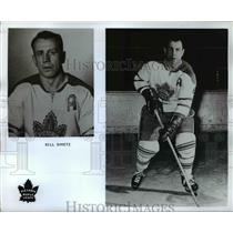 Press Photo Bill Shvets Victoria Maple Leafs