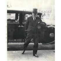 1931 Press Photo JOhn L Severance Son Of Pioneer Of Oil