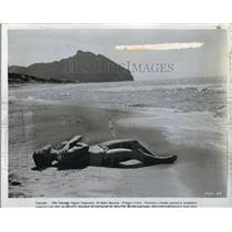 1964 Press Photo Movie, I Love You Love