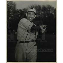 1947 Press Photo Angie Costello